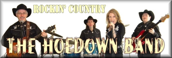 Click on image to see the Hoedown Band website (opens new window)